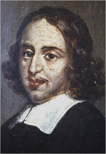 Dominee Johannes Fenacolius