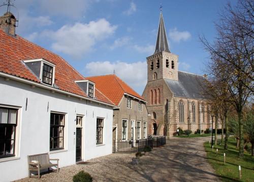 Hervormde kerk 't woudt