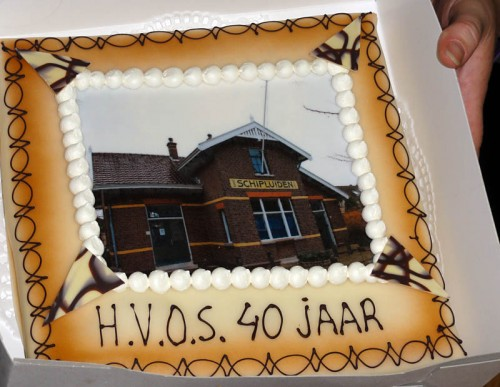 Historische Vereniging Oud-Schipluiden 40 jaar