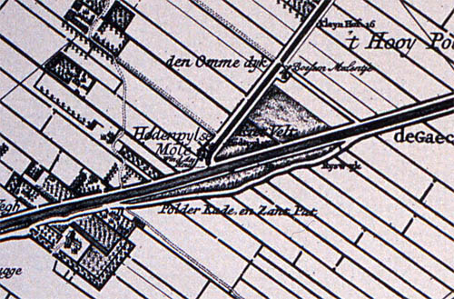 Kruikius (1712) Hodenpijlsemolen